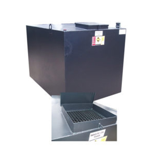 bw 2400 litre bunded waste oil tank
