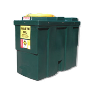 deso sl450 wow 450 litre waste oil tanks