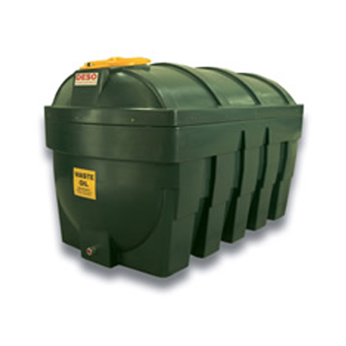 deso h2500 wow waste oil tanks