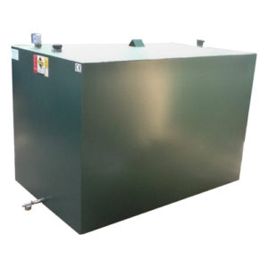 600 gallon 2500 litre single heating oil tanks