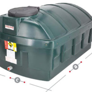 DESO Oil tanks LP1200BT