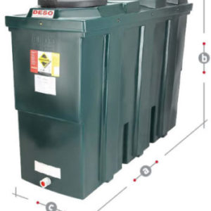 DESO oil tank SL1000BT