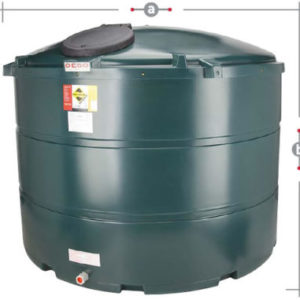 DESO oil tanks V3500BT