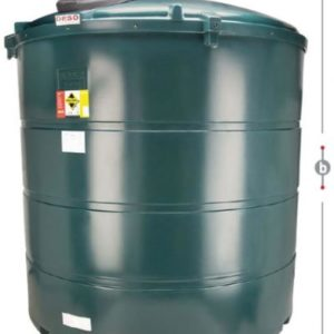 DESO Oil tank V5000BT