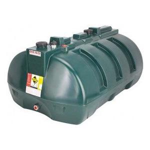 Plastic Single Skinned Heating Oil Tanks