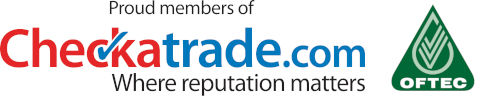 Checkatrade OFTEC logo